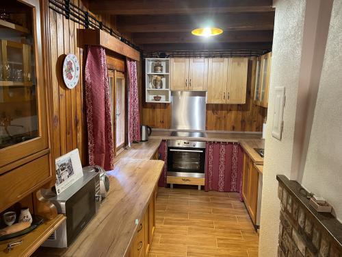 kuchyňa po